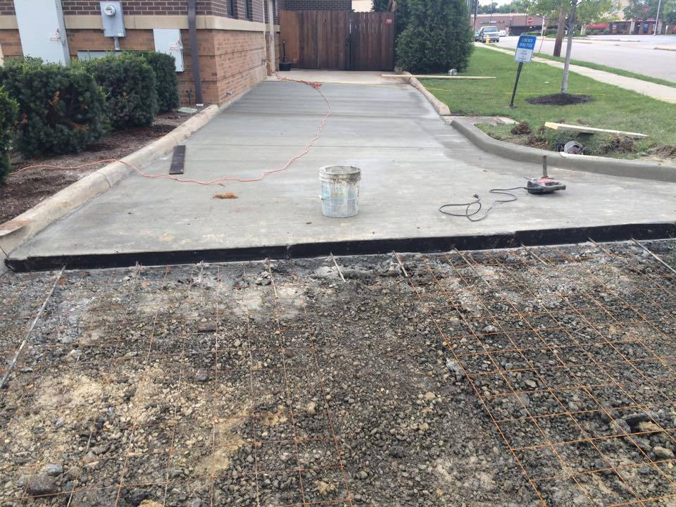 Commercial & Residential Concrete  in Northern Kentucky