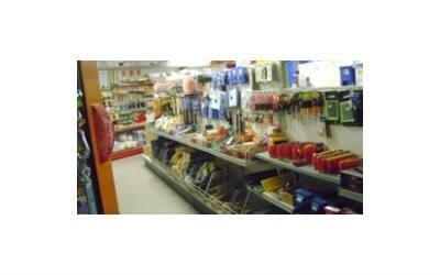 Ferramenta Gherardini interno negozio
