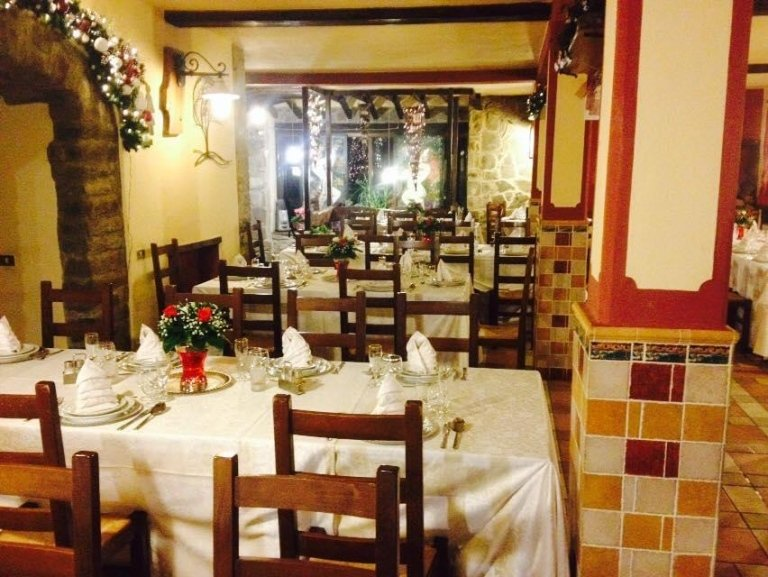 Il ristorante della struttura si presta per ospitare eventi di ogni genere.