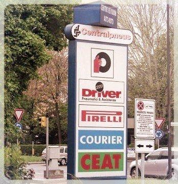 rivenditore autorizzato Pirelli