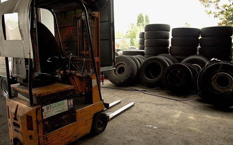 deposito pneumatici SUV
