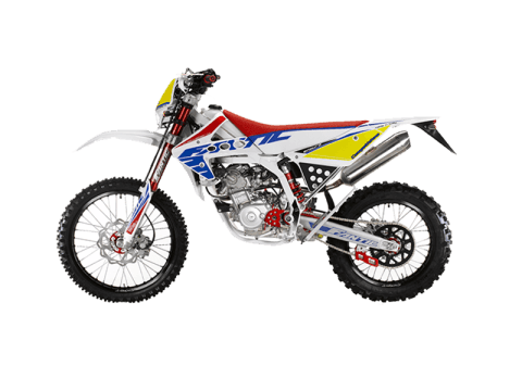 125 cc fantic motor