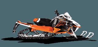 Motoslitte crossover