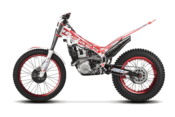vendita moto off-raod Trial Beta