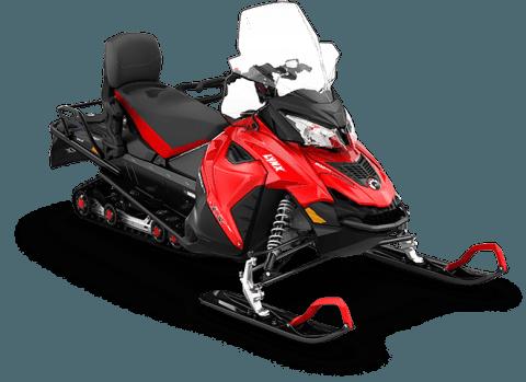 Motoslitte Lynx 2016