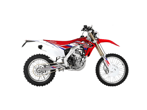 vendita enduro off-road red moto - honda