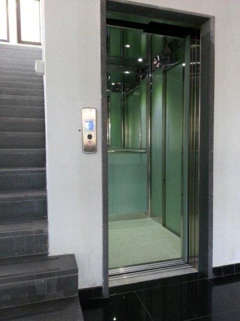 Nuovi ascensori
