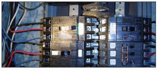 Electric repair service
