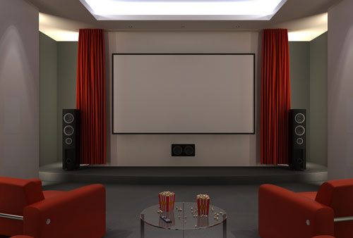 Home Theater Clemmons, NC