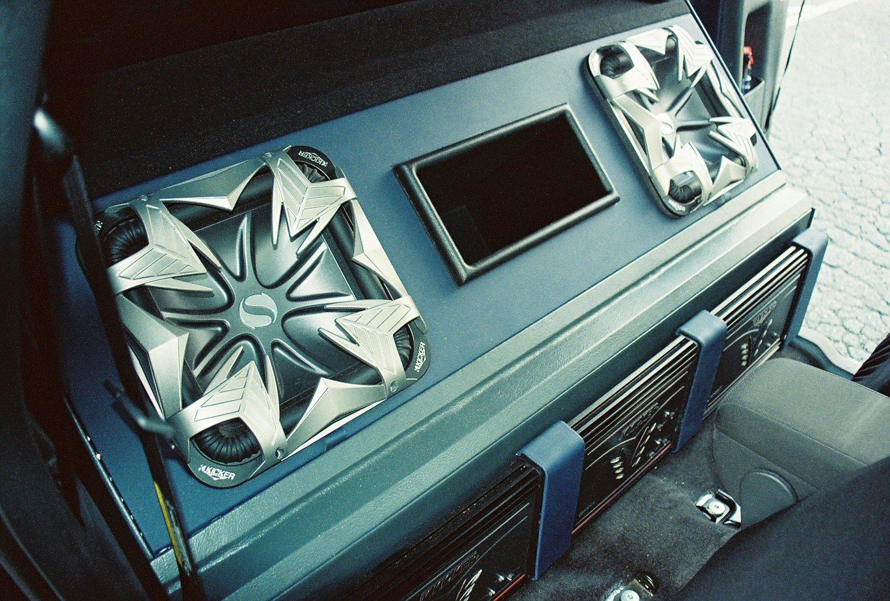 Car Stereo Winston-Salem, NC