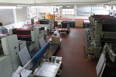 Laboratorio di stampa