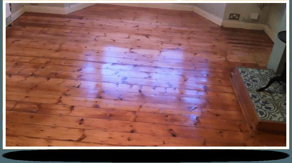 floorboard renovation