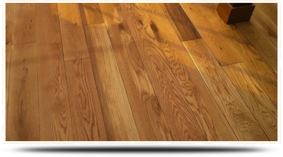 wood floor finishing