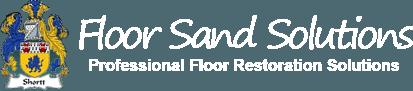 Floor Sand Solutions COMPANY LOGO