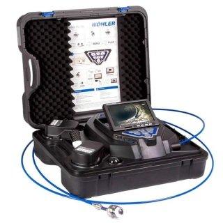 Telecamera videoispezioni fognature