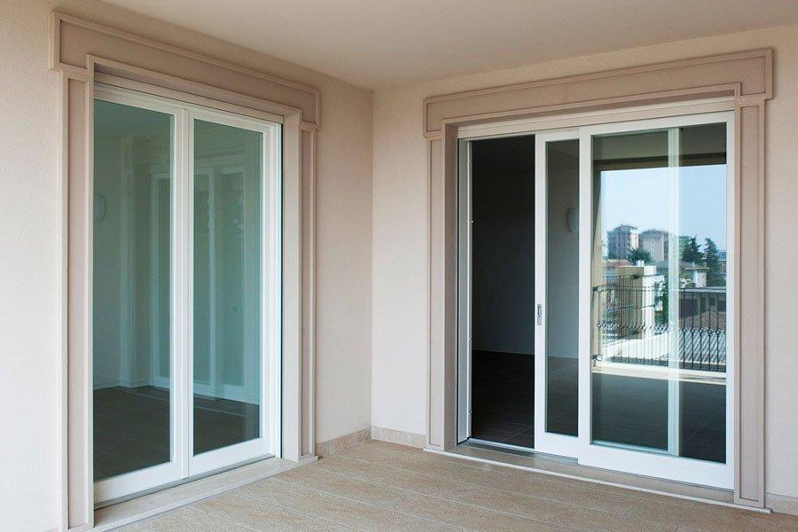 Progettazione serramenti ed infissi milano andreiflex - Pellicola riflettente per finestre ...