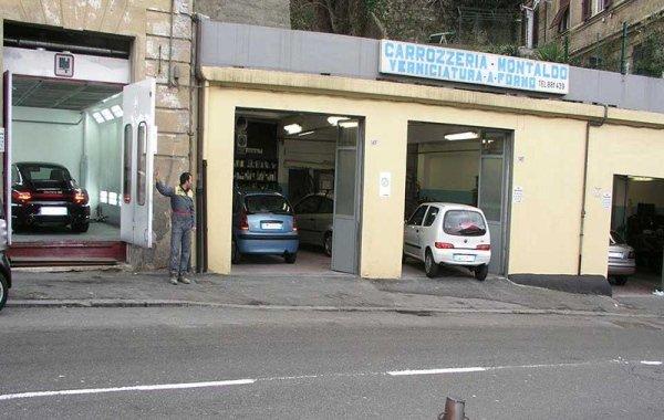 Autocarrozzeria Montaldo