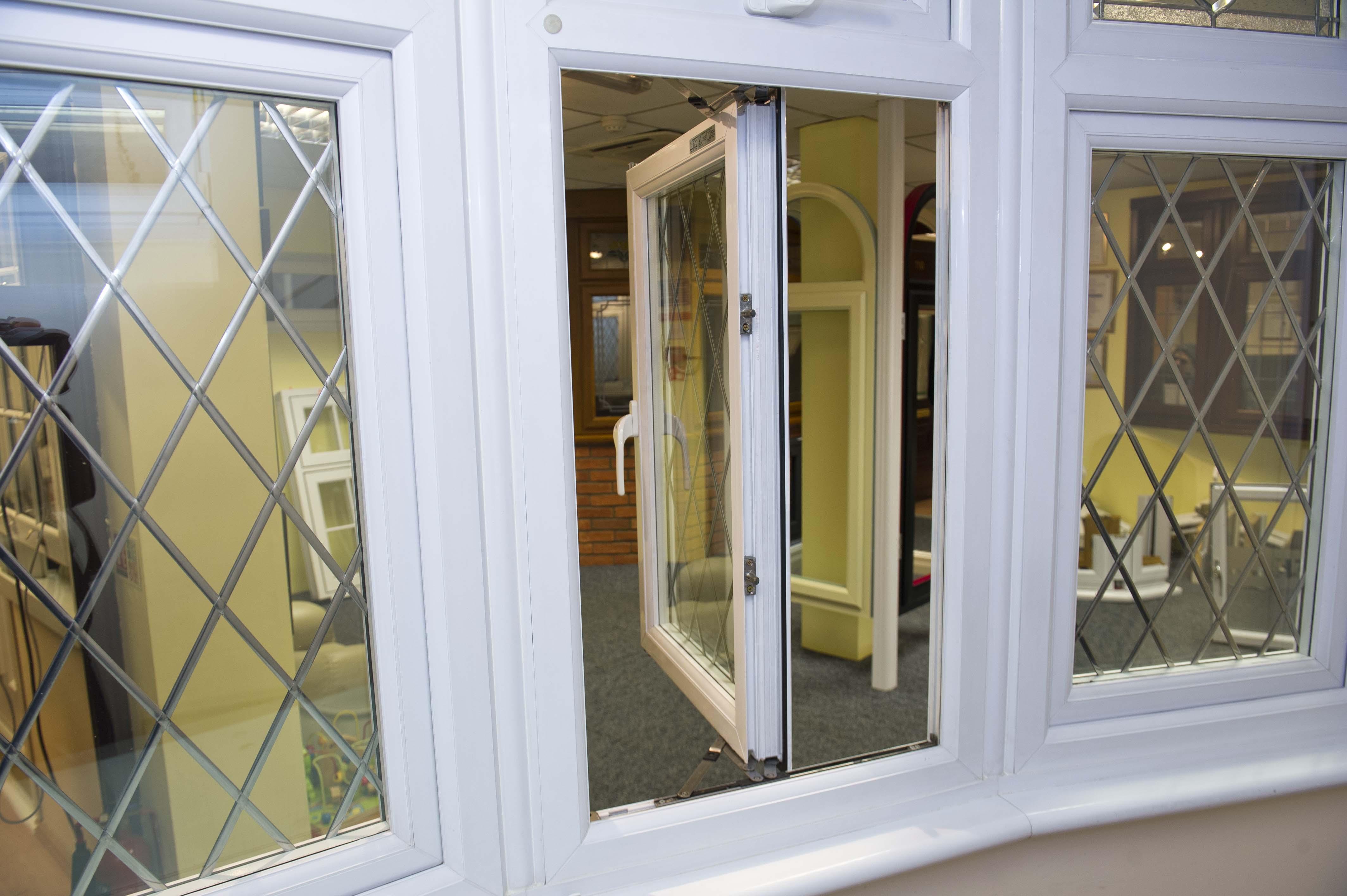 triple glazing door