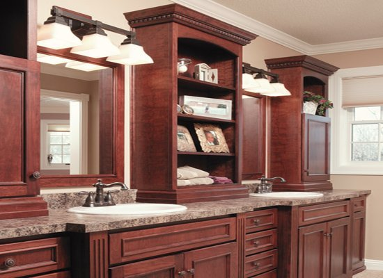 Bathroom Cabinets Image
