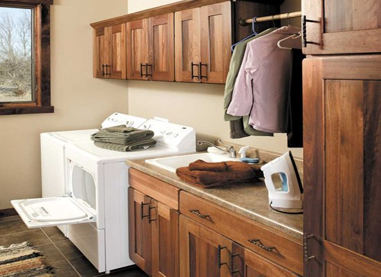 Laundry Room Cabinets Image