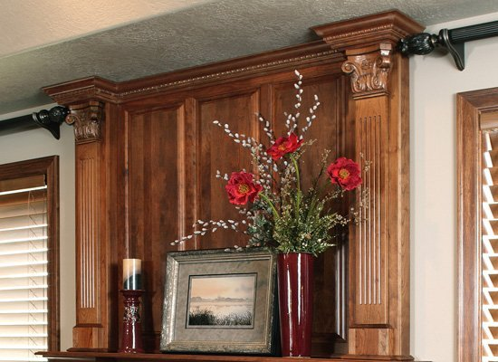 Fireplace Cabinets