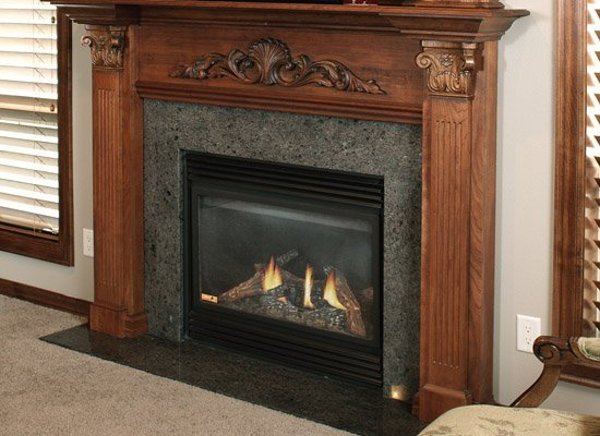 Fireplace Cabinets Image