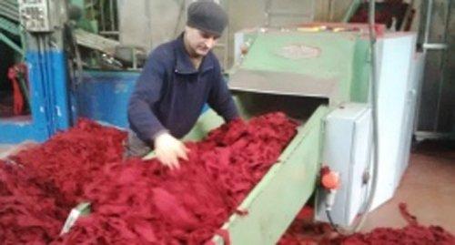 processo rigenerazione lana