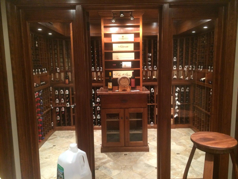 residential wine cellars wellesley brookline newton andover hingham boston ma. Black Bedroom Furniture Sets. Home Design Ideas