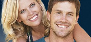 Smiling Couple, Family Dentistry in Troutman NC