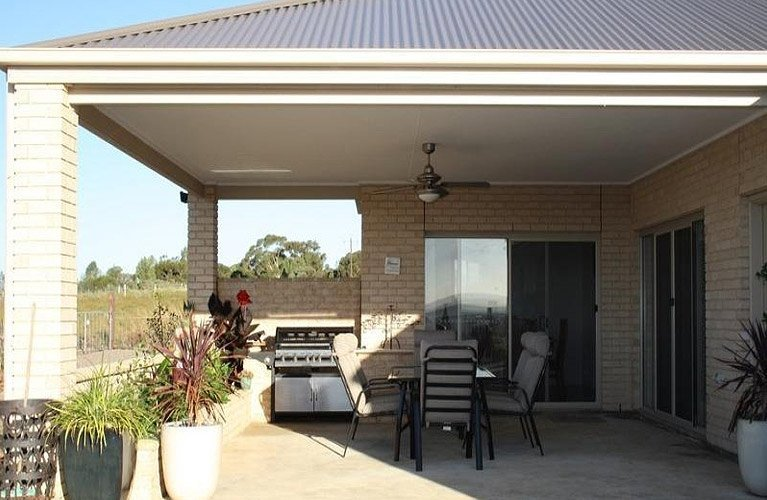 garages and exteriors