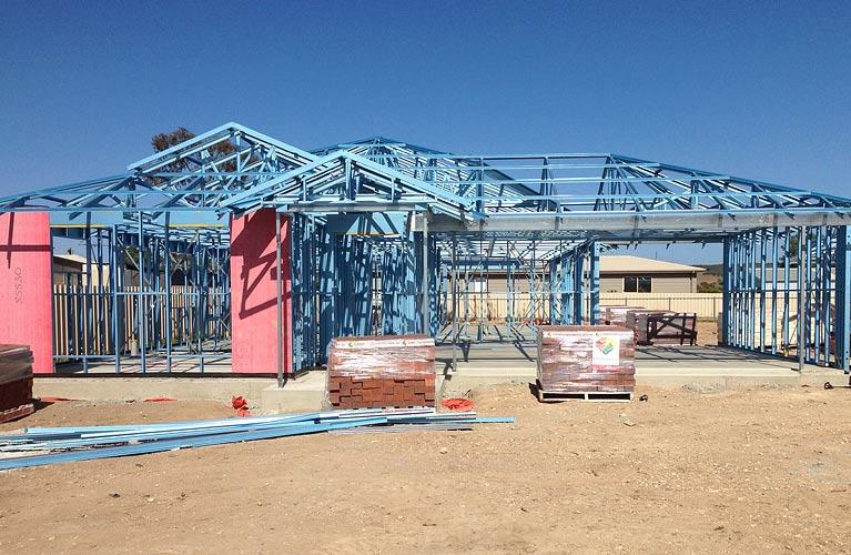 jac homes steel frame home
