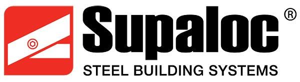 supaloc steel building systems logo