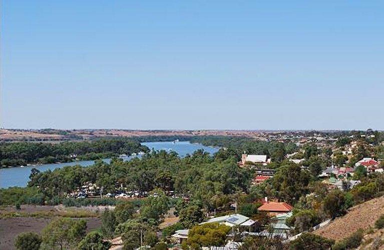 mannum region view of homes