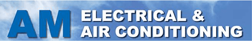 AM Electrical and Air Conditioning logo