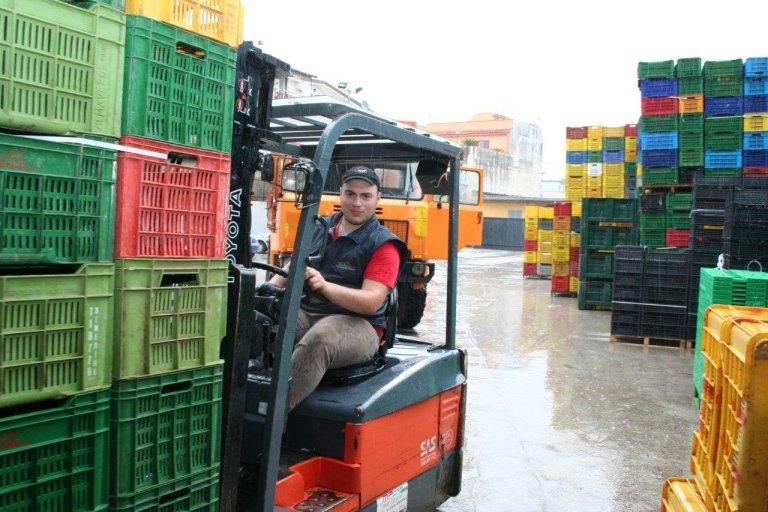 Azienda Agricola Cerbone commercio ortaggi