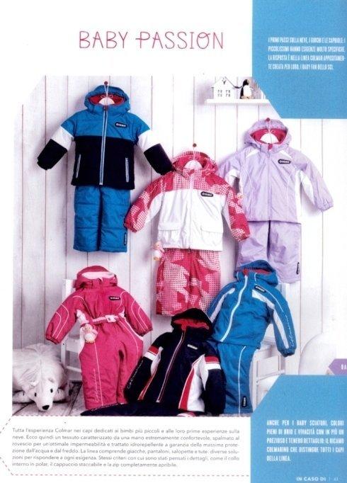 abbigliamento sci per bambini La Spezia