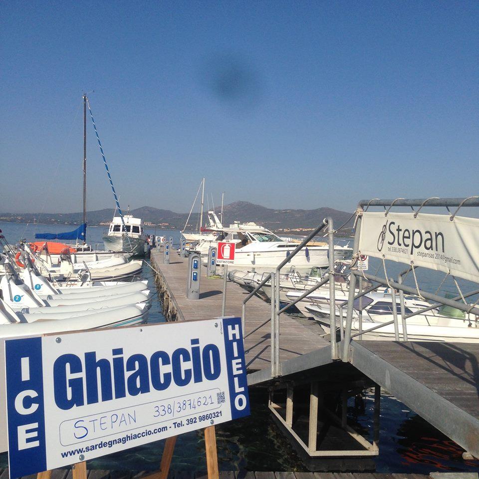 Posto barca - Marina di Olbia