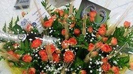 cesti di fiori per ricorrenze
