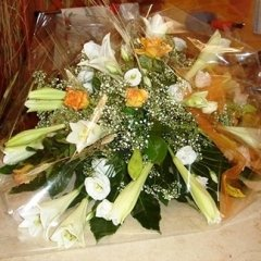 centrotavola floreale confezionato