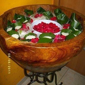 petali e riso per matrimoni