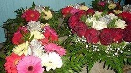 centrotavola di fiori