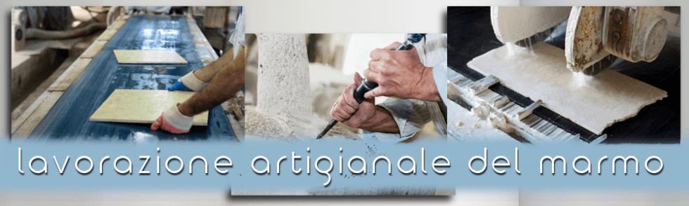 Lavorazione artistica marmo