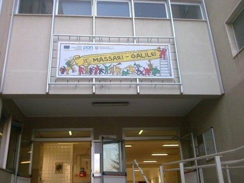 cartello Massari Galilei