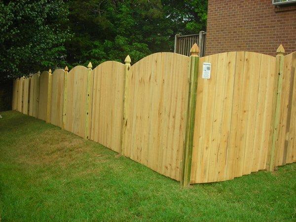Privacy Fence Nashville Amp Murfreesboro Tn Clean Cut Fence