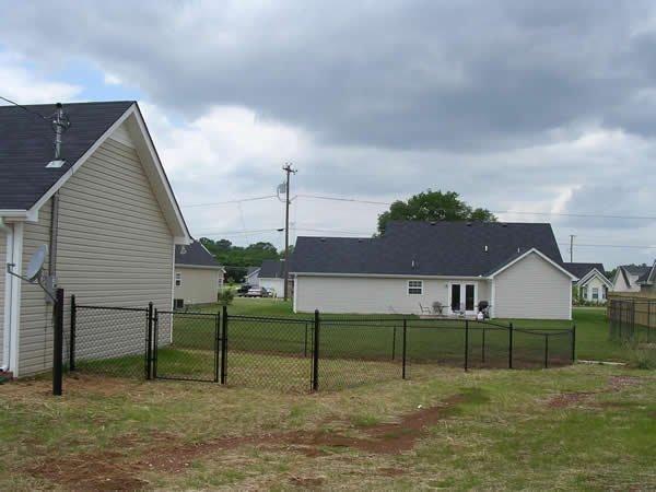 Chain Link Fence Nashville Amp Murfreesboro Tn Clean Cut Fence