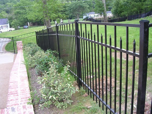Ornamental Fence Nashville Amp Murfreesboro Tn Clean Cut Fence