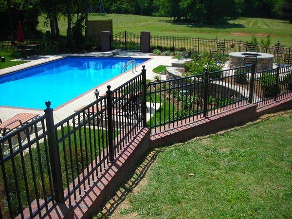 Ornamental Fence Nashville TN