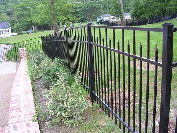 Ornamental Fence Gallery Nashville Tn Clean Cut Fence