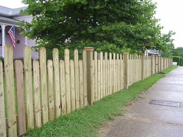 Picket Fence Nashville Amp Murfreesboro Tn Clean Cut Fence