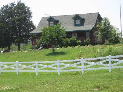 Post & rail fence nashville & murfreesboro tn clean cut fence